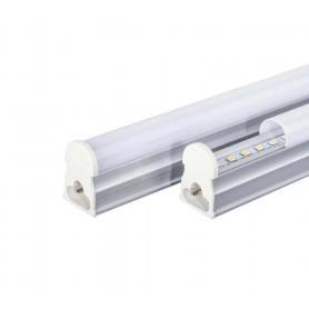 SOTTOPENSILE BARRA LED NEON T5 TUBO PLAFONIERA LUCE NATURALE 400 K 40 CM