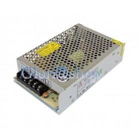 ALIMENTATORE 5 AMP STABILIZZATO SWITCHING 5A 12V ALIMENTAZIONE 220V STRISCIA LED