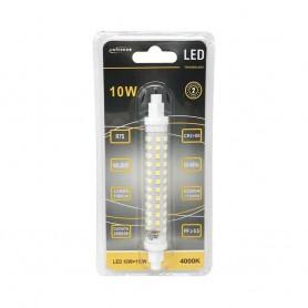 LAMPADINA LED 10W LUCE NATURALE . 4000K ATTACCO R7S LAMPADA RICAMBIO PER FARO R7S