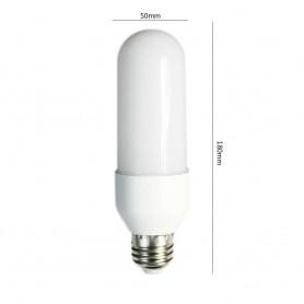 LAMPADINA LED 15 W LUCE CALDA 3000K BASSO CONSUMO RISPARMIO ENERGIA E27 C50C