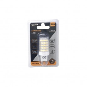 LAMPADINA LED ATTACCO G9 7W LUCE NATURALE 4000K