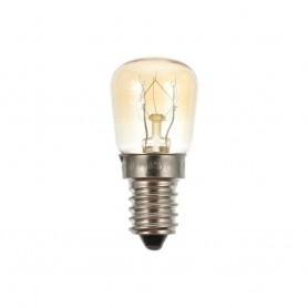 LAMPADINA DA FORNO MAX 300°C LUCE CALDA 25W ATTACCO E14